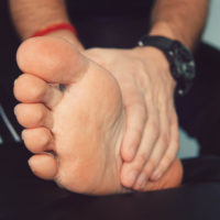 Gout in big toe